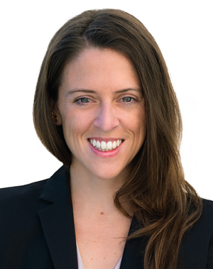 attorney headshot of Alexandra Wolf