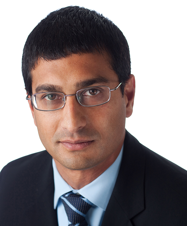 Headshot of Amrit Kulkarni