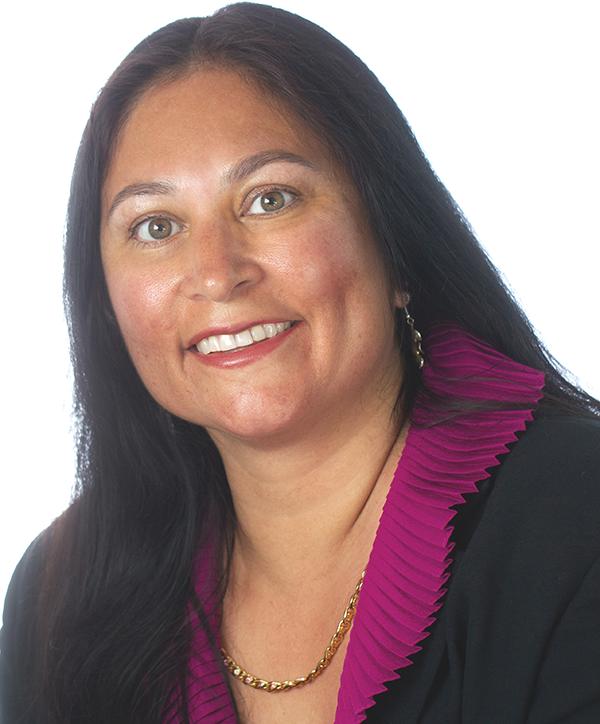Headshot of Brenda Aguilar-Guerrero