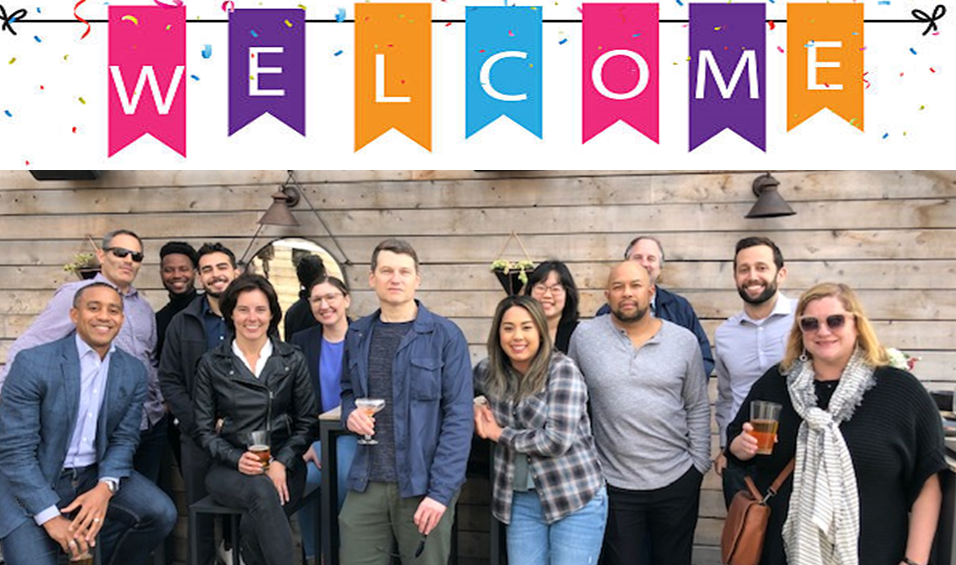 Meyers Nave group photo welcoming new diversity fellows