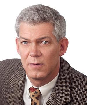 Headshot of Peter Hayes
