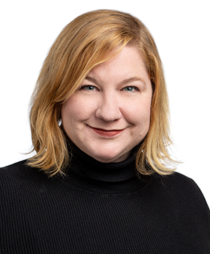 Headshot of Shaye Diveley