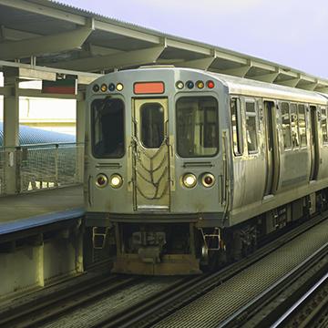 Public Transportation Train