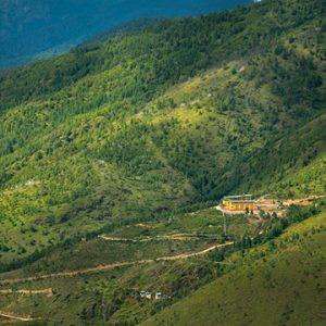 Large Green Mountain